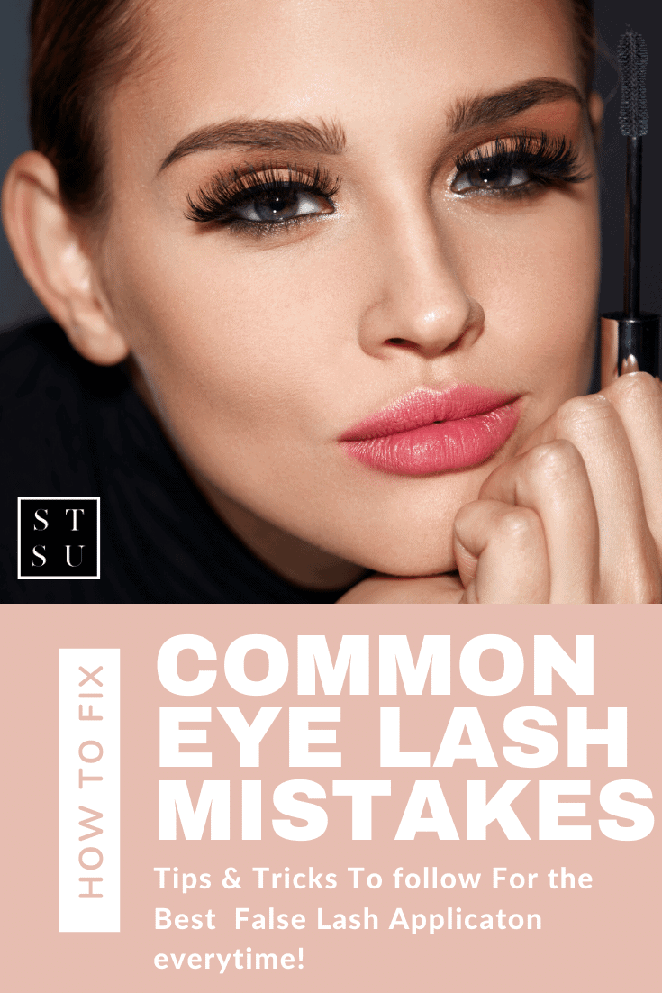 False Eyelashes & How To Become An Expert