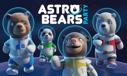 Astro Bears Party Review & amazing giveaway from the publisher