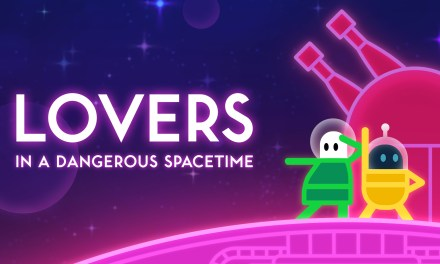 Winning Lovers in a Dangerous Spacetime to Launch on Switch October 3rd