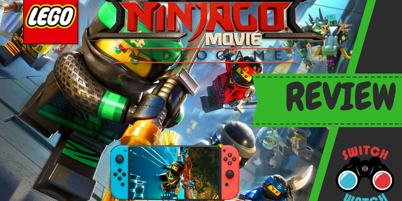 LEGO Ninjago Switch Review