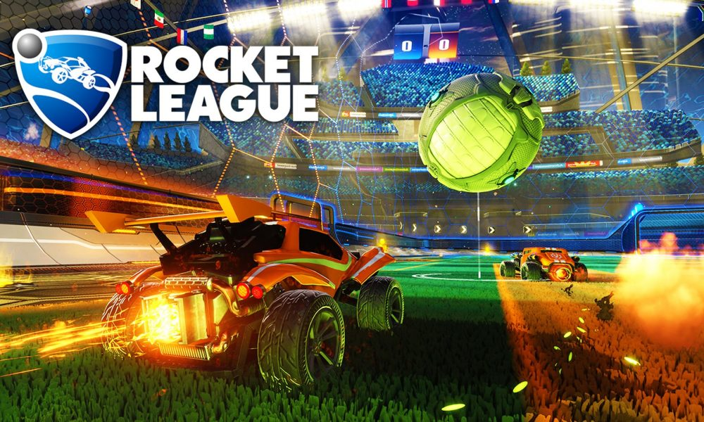 Rocket League Switch Physical Version Coming in January