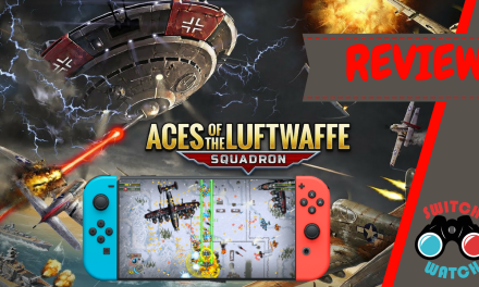 Aces of the Luftwaffe Nintendo Switch Review