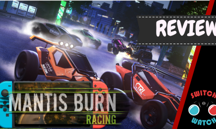 Mantis Burn Racing Review-A top down racer which reminds us of Micro Machines