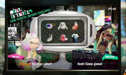 Splatoon 2 has begun rolling out its impressive holiday 2017 update