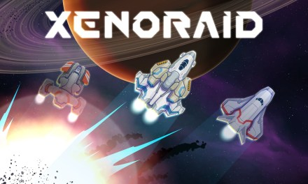Vertically Scrolling Shooter Xenoraid Storms Nintendo Switch™ on November 17th