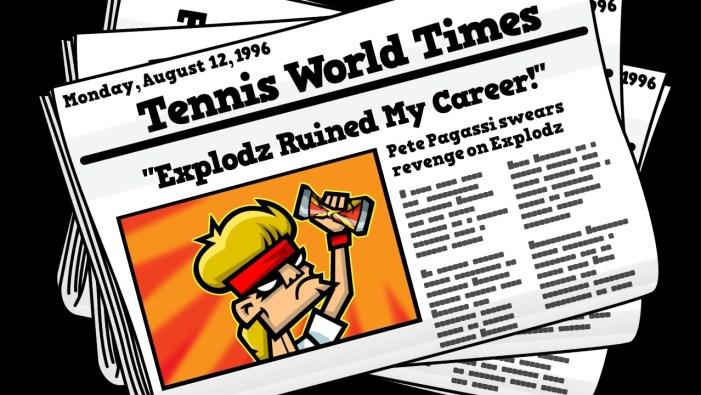 Explodz newspaper