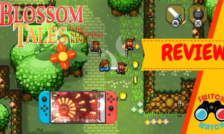 Blossom Tales: The Sleeping King Switch Review