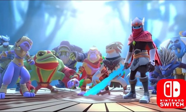 Brawlout Nintendo Switch Review: Wavedashing – Oh, How I Missed Thee
