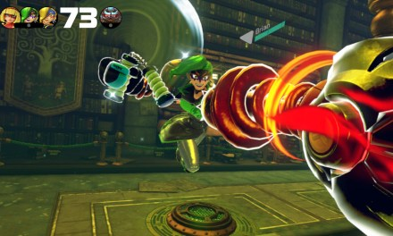"An Overview of Arms Final New Character: Dr. Coyle ""the rad scientist"""