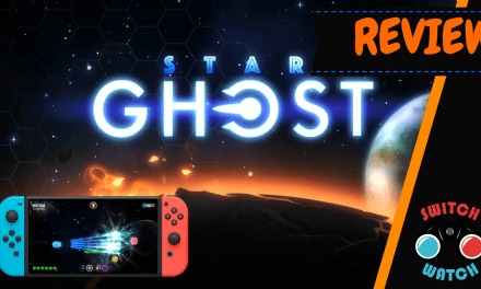Star Ghost Nintendo Switch Review-Commander it's down to you!