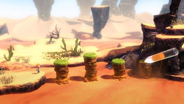 Max The Curse of Brotherhood Nintendo Switch Review