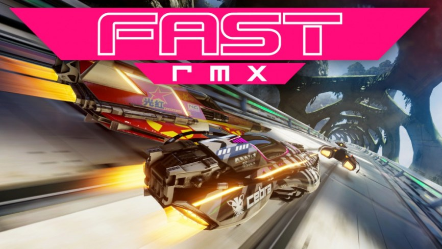 Fast RMX title image