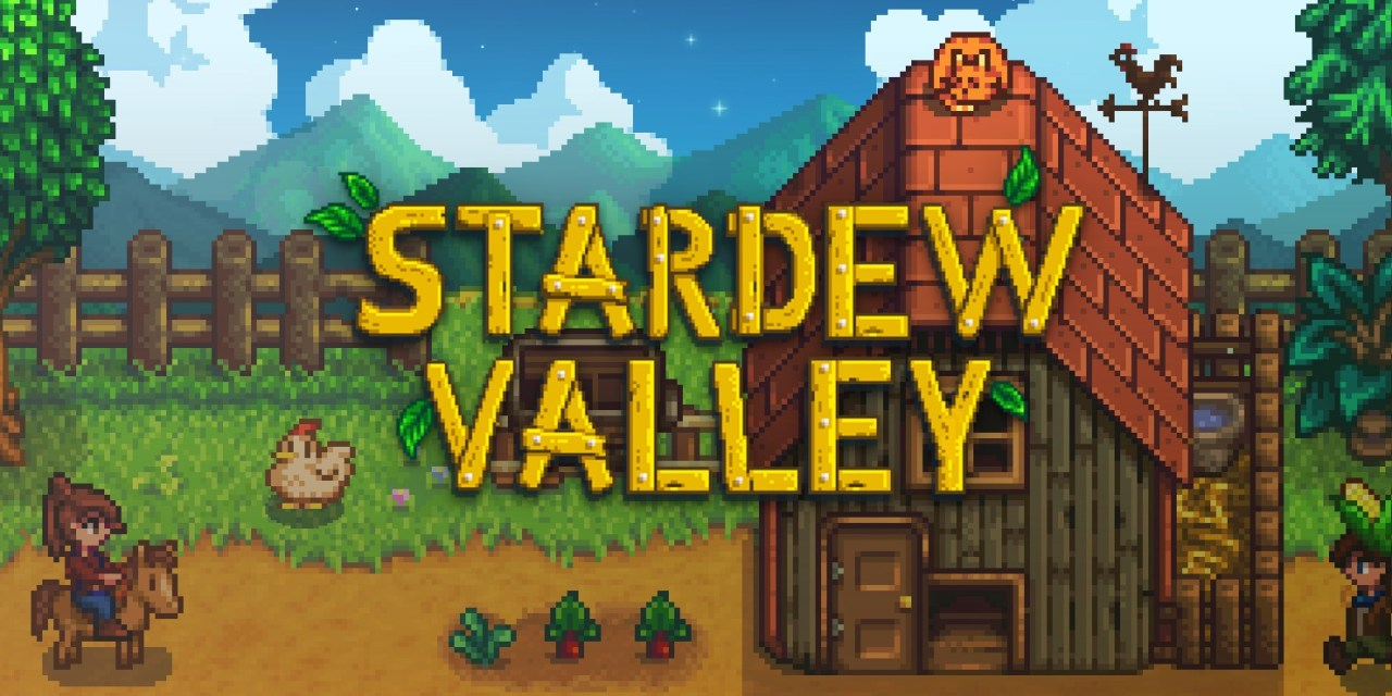 Stardew Valley has been updated