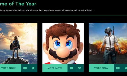 Zelda: Breath of the Wild Wins Game of the Year at The Game Awards 2017
