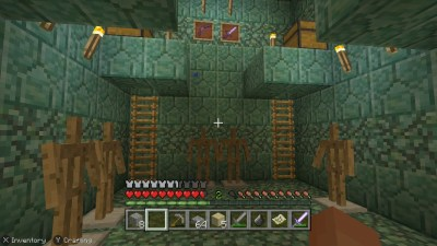 Armory in the Water Temple
