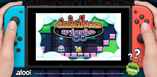 Chicken Wiggle hd remaster kickstarter?