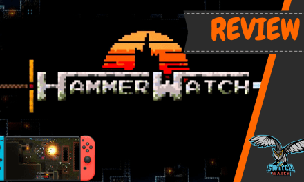HammerWatch-Nintendo Switch Review