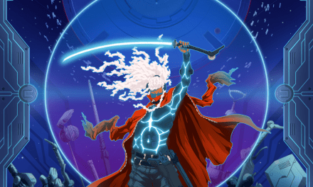 Furi Nintendo Switch Review-Unleashing my Furi