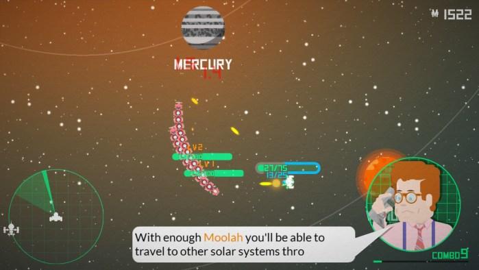Mercury in Vostok Inc.