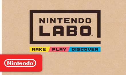 Make, Play, Discover: Nintendo Labo announced for Switch