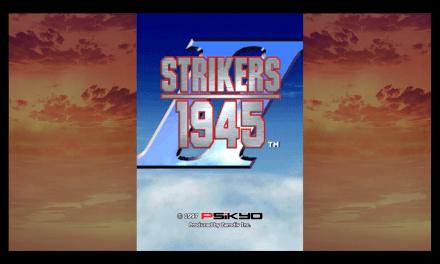 Strikers 1945 II Nintendo Switch Review