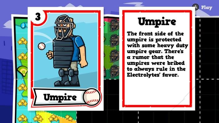 Umpire in Baseball Riot
