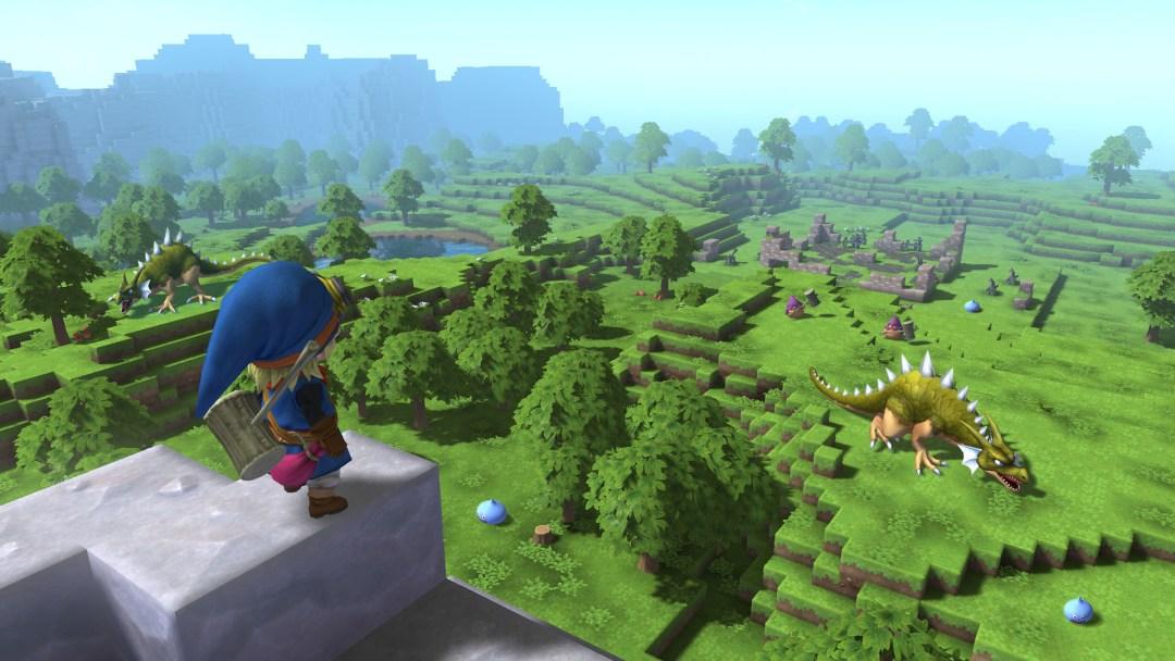 Dragon Quest Builders Vista