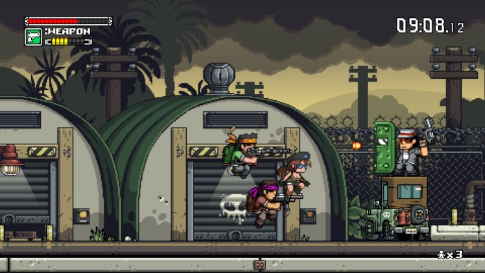 Mercenary Kings Multiplayer