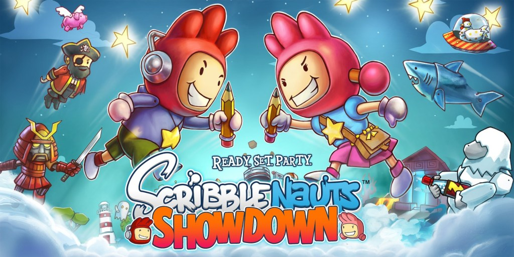Scribblenauts Showdown Banner