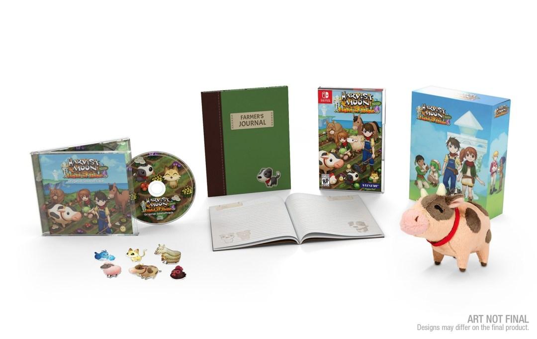 Harvest Moon SE Limited Edition