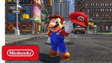 Mario Odyssey Thumbnail