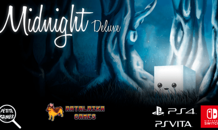 Midnight Deluxe is swinging on to the Switch this March!