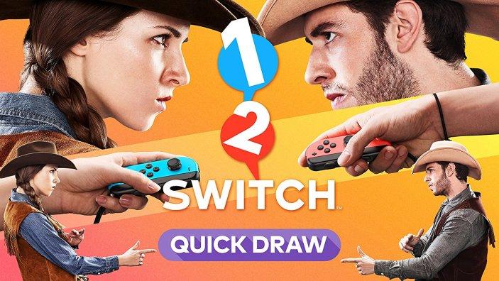 1-2 Switch Quickdraw