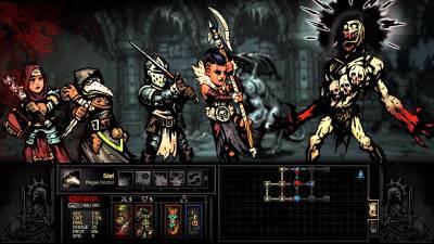 16) Darkest Dungeon