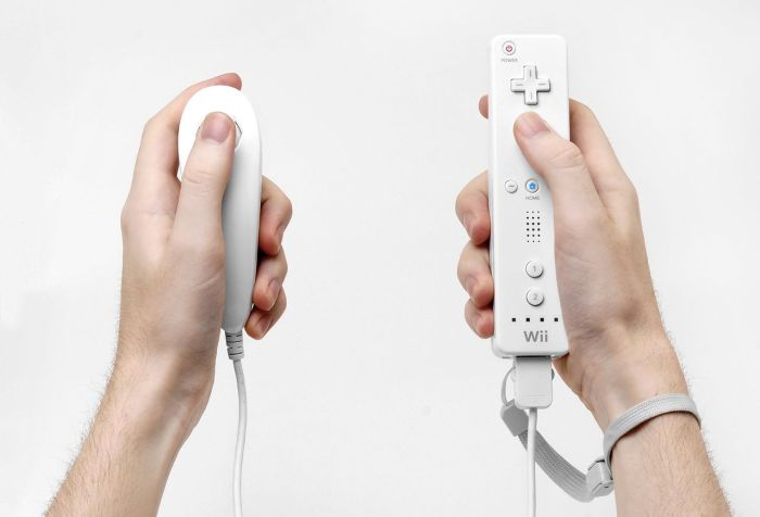 Wiimote and Nunchuck