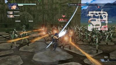 4) Fire Emblem Warriors