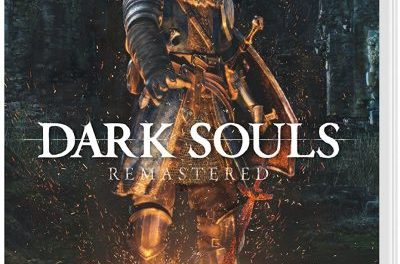 Darksouls Remastered is available for pre-order on Amazon