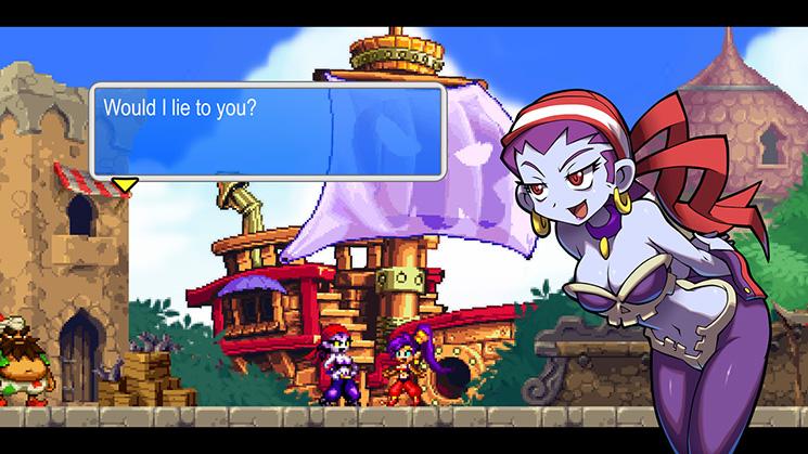 Shantae 4