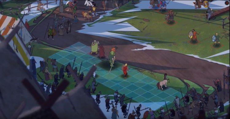 The Banner Saga 3 Image