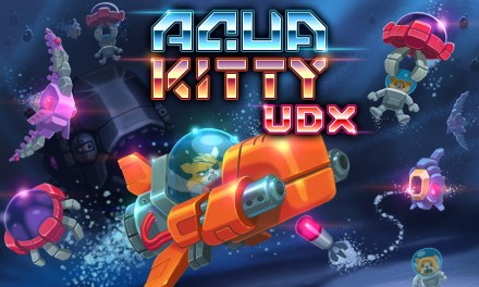 Aqua Kitty Nintendo Switch Review