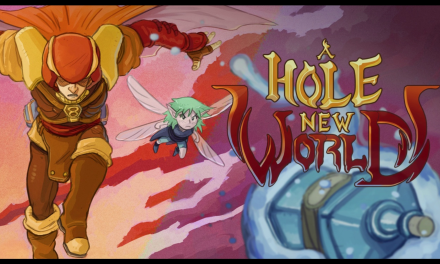 A Hole New World Nintendo Switch Review