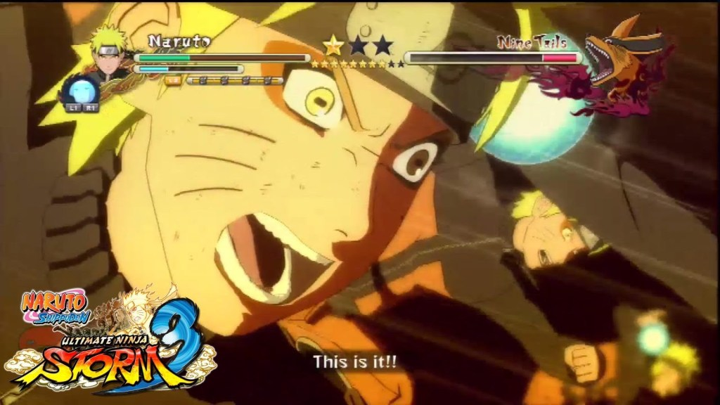 Naruto Shippuden: Ultimate Ninja Storm Trilogy Switch Review