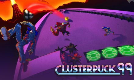 Clusterpuck 99 Nintendo Switch Review (Ultimate Party Game?)