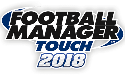 Football Manager Touch 2018 launched on the Nintendo Eshop today!