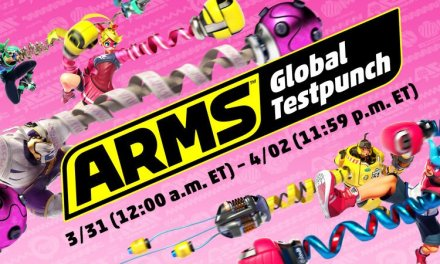 ARMS Global Testpunch Is Now Underway