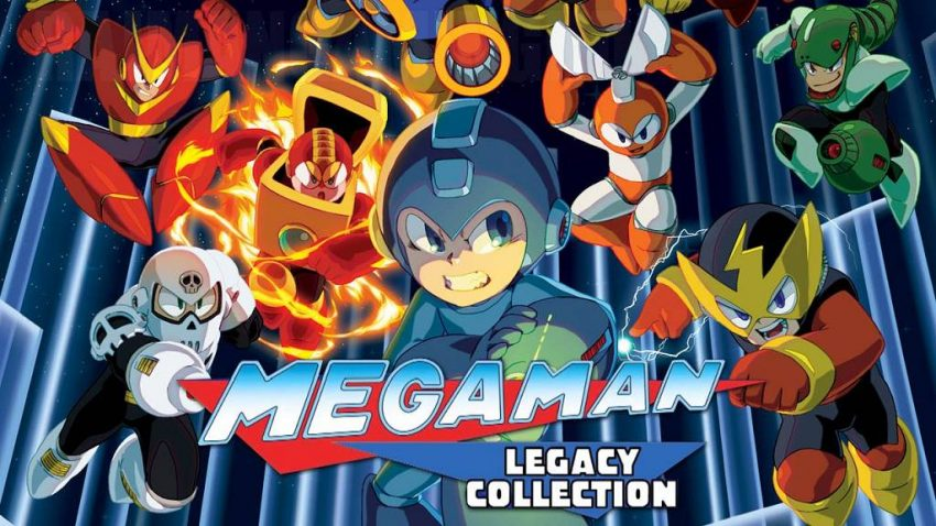 Mega Man Legacy Collection Image 1