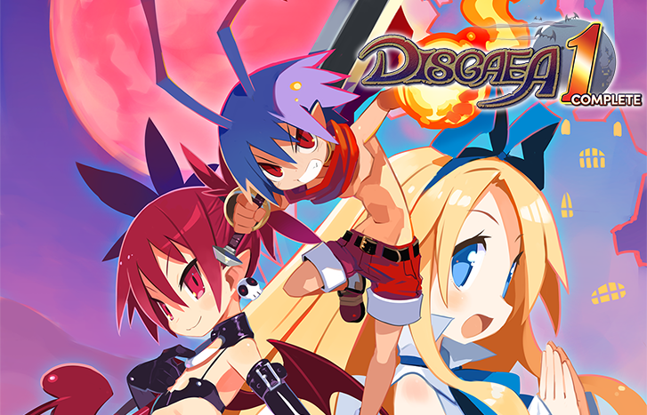 Disgaea 1 Complete Comes to Nintendo Switch and PS4 This Fall!