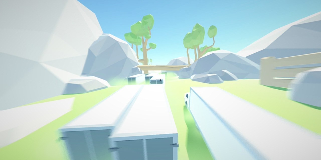 Clustertruck Nintendo Switch Review