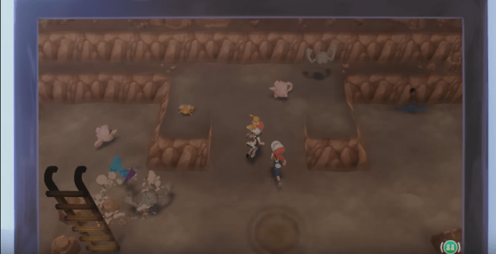 Pokemon Let's Go Co-op