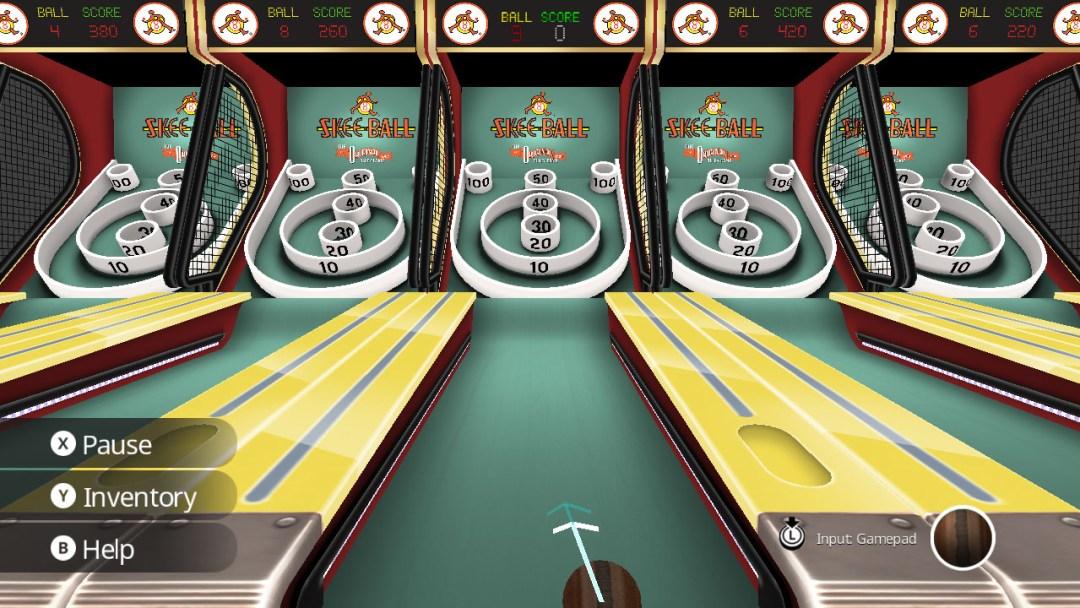Skee Ball 2